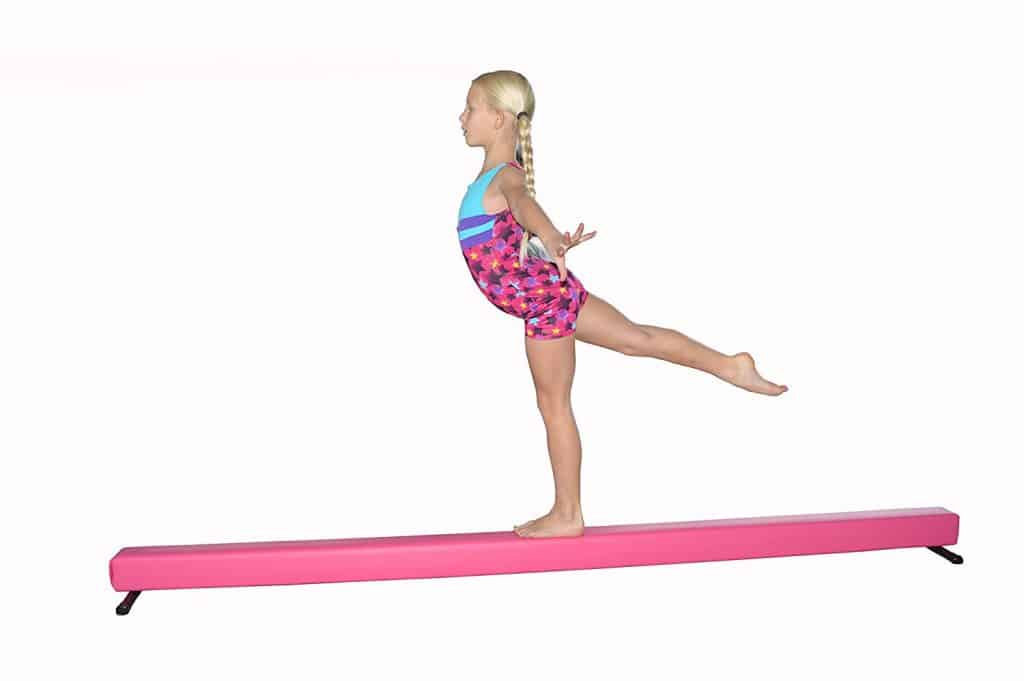 home equipment for gymnastics