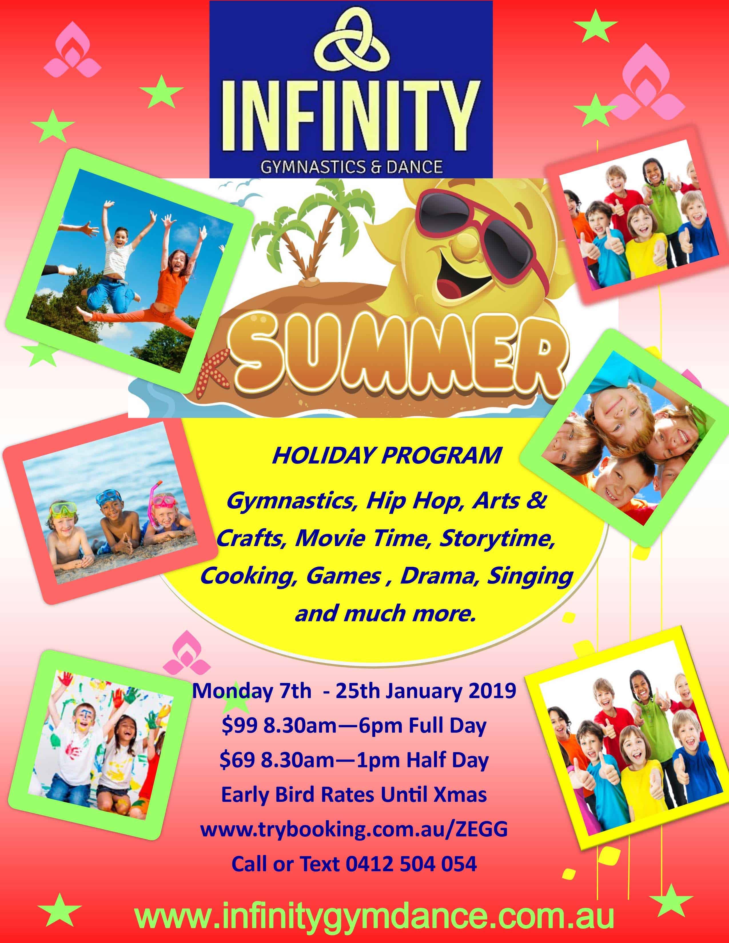 summer holiday program